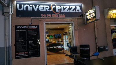 univers pizza le pradet